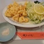 中国料理 朋友 - 小エビの天ぷら