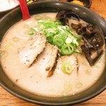 麺屋 柊助 - 豚骨ラーメン@650