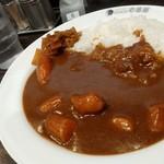 カレーハウスCoCo壱番屋 - チキンソーセージカレー。
