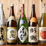 日本酒バル どろん - 中部地方を中心に定番からレアものまで20種類以上