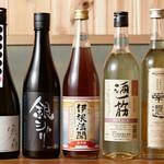 日本酒バル どろん - 個性的な日本酒も揃えております