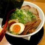 麺屋 燕 - DX塩1200円