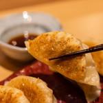 日本酒バル どろん - 自家製焼き餃子
