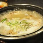 ビビンパハウス - 参鶏湯