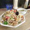 龍王 - 料理写真:ナスバター炒飯