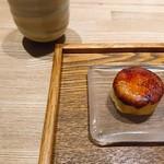 侘家洛中亭 - デザートのプリンアイス