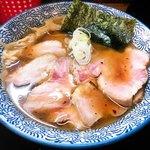麺匠而今 - 特製醤油ラーメン@1000