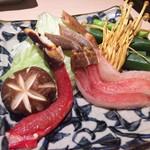 かに会席と日本料理 美山 - しゃぶらせていただきます♡