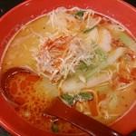 麺家 津田四川 - こっさり