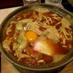 横浜なかや - 濃厚なのにあっさりした味噌スープ!