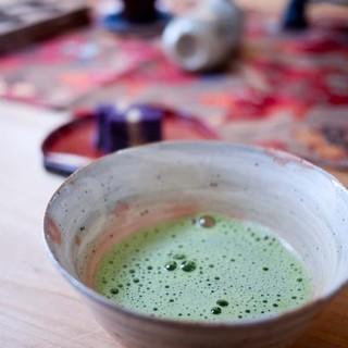 安樹 - 料理写真:手づくり可笑しや 安樹 抹茶