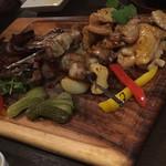 熟成肉&チーズの店 iQue' rico! ~ケリコ~  -