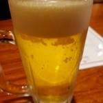 農家居酒屋 北海道人 - ビール
