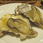 104204580 - 牡蠣の白ワイン蒸し
