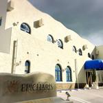 エピカリス - ギリシャのサントリーニ島を忠実に再現したホテル