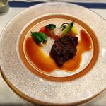 エピカリス - 国産牛のステーキ