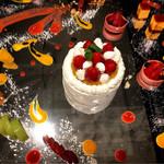 エピカリス - 料理写真:サプライズで40cm×50cmはある大きさに感激!