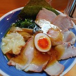 白河ラーメン 麺や鶏正 - 料理写真: