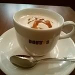 ドトールコーヒーショップ - 沖縄黒糖ラテ_M