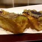 天麩羅とお蕎麦 三輪 - 茄子