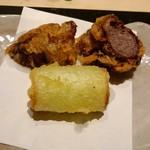 天麩羅とお蕎麦 三輪 -