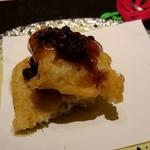 天麩羅とお蕎麦 三輪 - 煮穴子