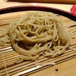 天麩羅とお蕎麦 三輪 - 〆蕎麦
