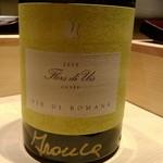 天麩羅とお蕎麦 三輪 - 白ワイン 46