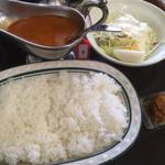 からゐ屋 - 料理写真:ツナカレー