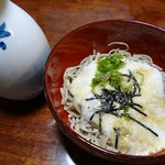 Gomangoku - とろろそば¥800(2)