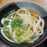 麺賊 - かけ(小)