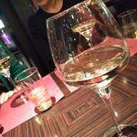 ロータスパレス - シメの白ワイン