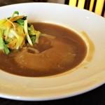 中国家常菜 燕郷房 - 料理写真:フカヒレの醤油煮込み