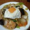 中華 壺仙 - 料理写真:五目焼きそば