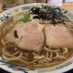 麵屋春馬 - 朝ラー680円