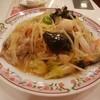 餃子の王将 - 料理写真:揚げそば