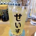 104217943 - 緑茶ハイ 450円