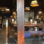 洞ケ峠茶屋 - お店の中も昔のままで、良い感じです。