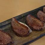 酒彩蕎麦 初代 - 料理写真:鴨ねぎ焼き