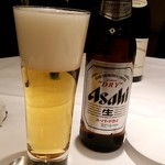代官山ASO チェレステ - ビール