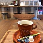 C.cafe - オーガニックコーヒー350円('19.3月上旬)
