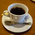 イル・ウエスギ  - セットのコーヒー
