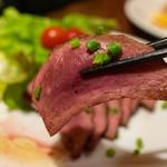 炙りにく寿司食べ放題としゃぶしゃぶ食べ放題 肉バル CHACHA -