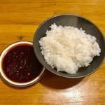 ラーメン 二代目 けけけ - 料理写真: