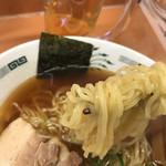 日高屋 - 麺