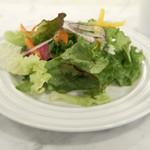 ローマイヤレストラン - サラダ