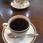 ゆめや - ブレンドコーヒー500円