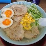 味の横綱 - 横綱しおぶた麺@870