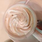 丘 - ウインナーコーヒー