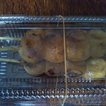 だんごの美好 - 焼団子 3本 120円